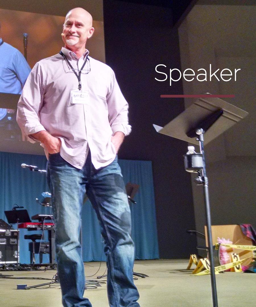 Nate Stevens | Speaker