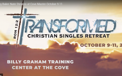 Transformed Christian Singles Retreat: Oct 9-11, 2020!