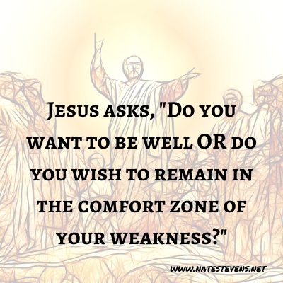 4th Question Jesus Asks (From the Gospel of John)