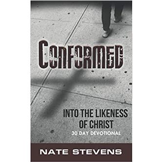Transformed Devotional by Nate Stevens