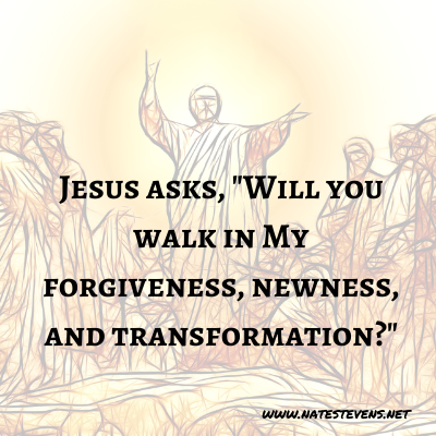 7th Question Jesus Asks (From the Gospel of John)