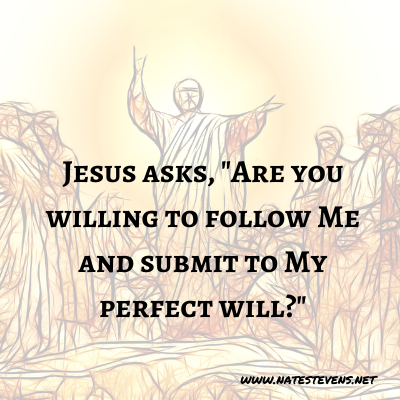 10th Question Jesus Asks (From the Gospel of John)