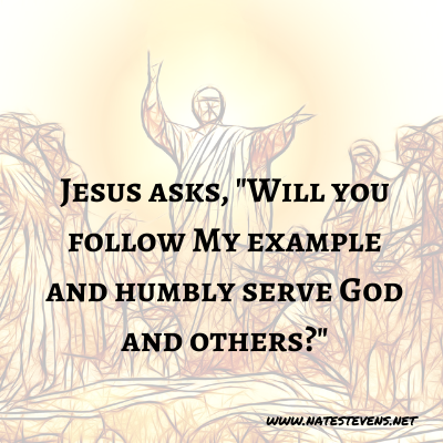 14th Question Jesus Asks (From the Gospel of John)