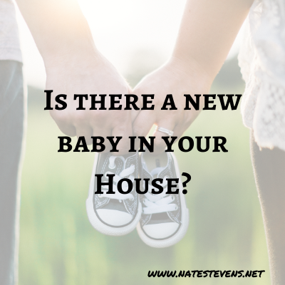 Is There a New Baby in the House?