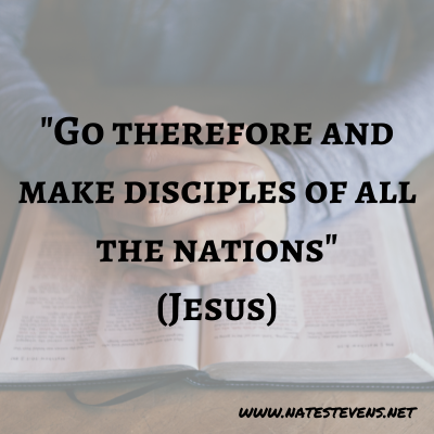 Why Share Our Christian Faith?